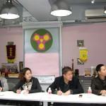 廣東省科學技術協會代表團於2014年3月30日拜訪本會