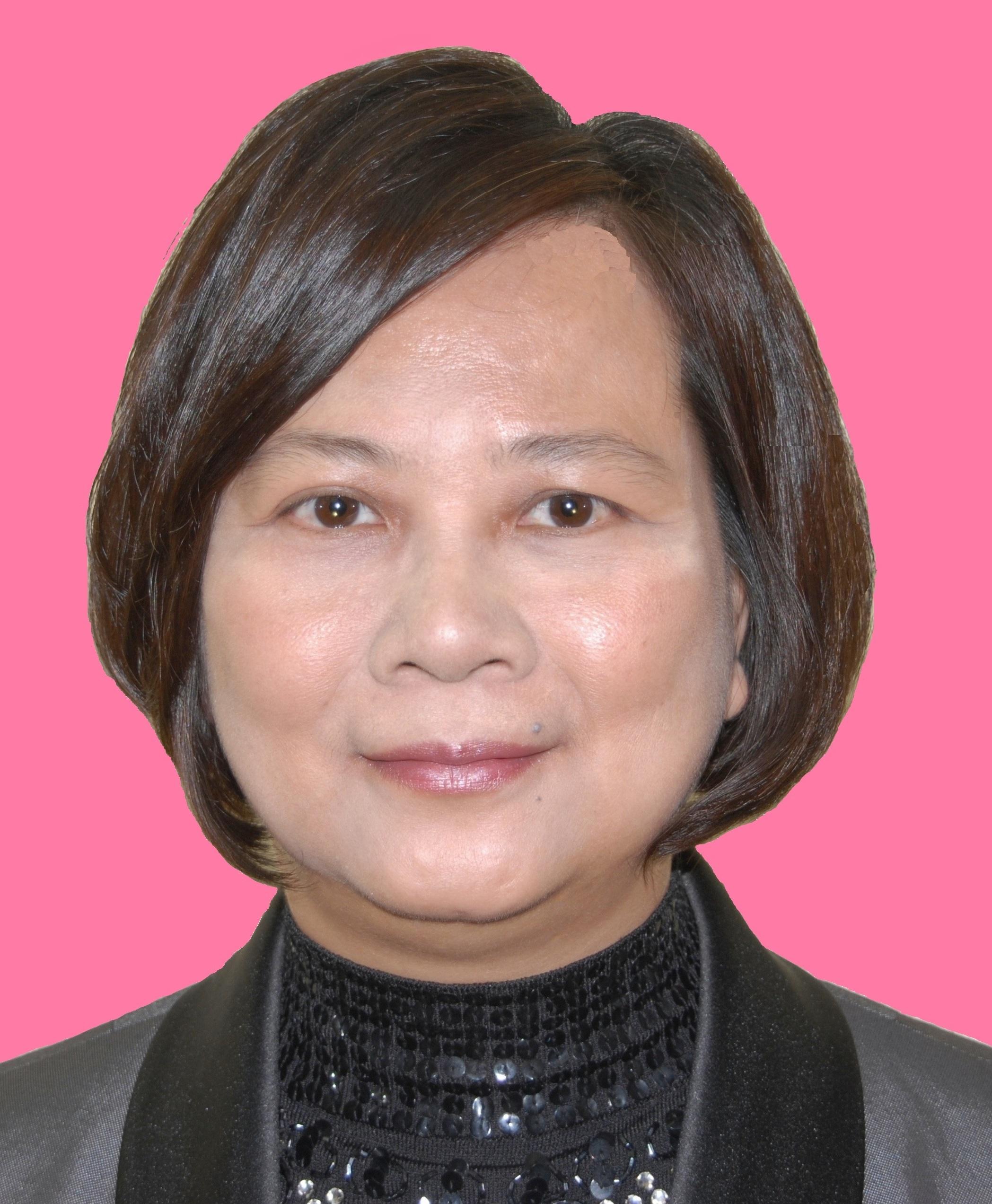 Ms Kimmy Tseng