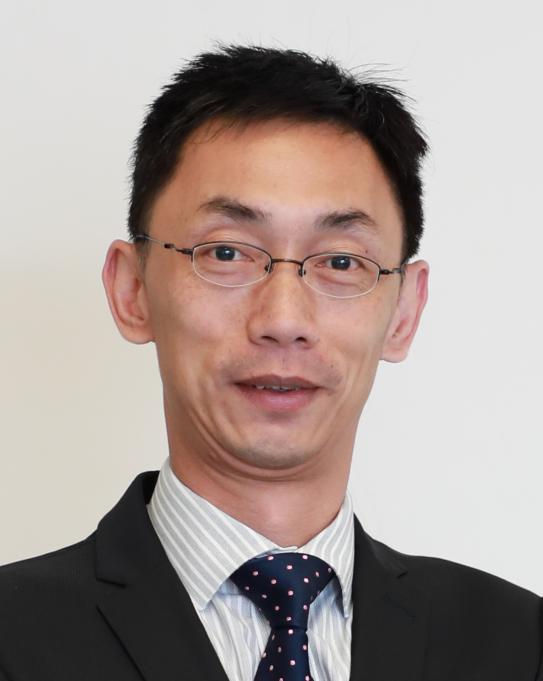 陳偉康博士 Dr. Chan Wai Hong