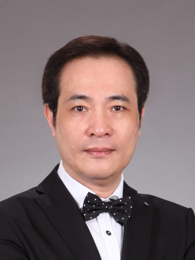 Mr. Chan Ping Kwong, Sherman